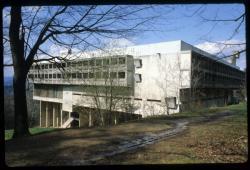 [Le couvent Sainte-Marie de La Tourette de Le Corbusier, Eveux]