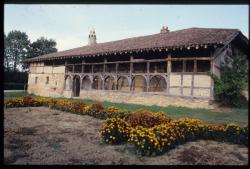 [Saint-Cyr-sur-Menthon (Ain) : la ferme bressanne des Plannonds]