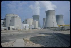 [La centrale nucléaire du Bugey]