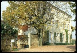 [La maison de Claude Bernard, Saint-Julien-en-Beaujolais]