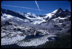 [Le glacier de l'Albaron]