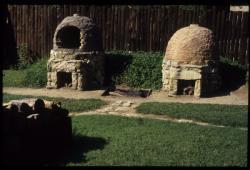[Atelier de poterie gallo-romaine reconstitué, Portout]