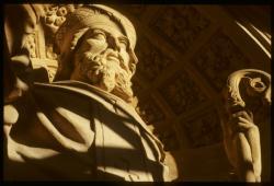 [Statue, église Saint Nizier]