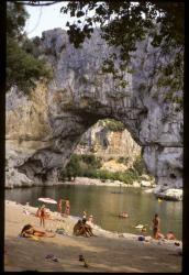 [Rivière Ardèche, Pont D'Arc]