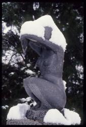 [Hommage aux sculpteurs et peintres lyonnais disparus]