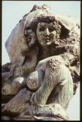 [Statue, place Louis Pradel]