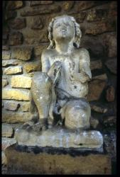 [Sculpture, Chessy-Les-Mines]