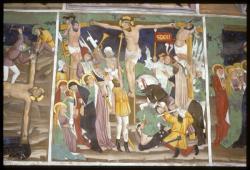 [Peintures de la chapelle Saint-Sébastien, Lanslevillard]