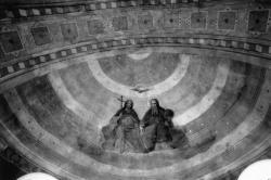 [Peintures murales de l'église Saint-Gilles à Limas]