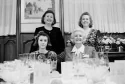"[70e anniversaire du restaurant ""La Mère Brazier""]"