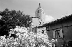 [Beffroi de la Madone à Chazay-d'Azergues (Rhône)]