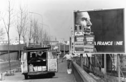 [Election présidentielle de 1988 : affiches électorales des candidats]