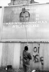 [Election présidentielle de 1988 : affiche de l'Agence Garaudy]