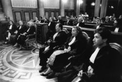 [Tribunal de Grande Instance de Lyon : installation de magistrats]