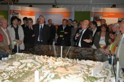"""Exposition du """"Grand projet de ville Lyon la Duchère"""""""