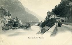 Pont de Saint-Maurice