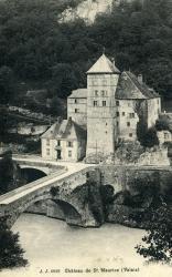 Château de St. Maurice (Valais)