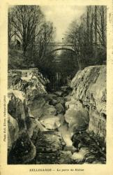 Bellegarde - La Perte du Rhône