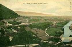 Vallée du Rhône et Plaines de Collonge.