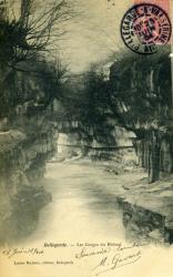 Bellegarde - les Gorges du Rhône.