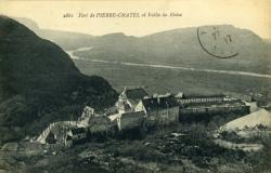 Fort de Pierre-Châtel et Vallée du Rhône