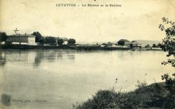 Loyettes - Le Rhône et le Sablon