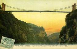 Le pont de la Caille.