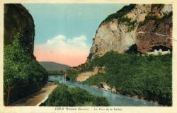 Yenne (Savoie) - Le Pont de la Balme