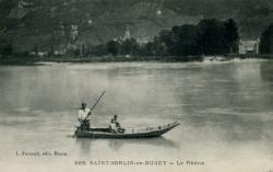 Saint-Sorlin-en-Bugey - Le Rhône
