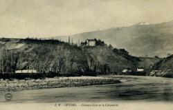 Seyssel. - Château-Fort et le Colombier.