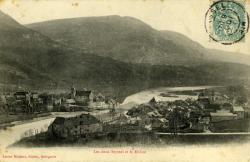 Les deux Seyssel et le Rhône