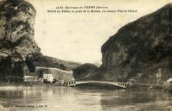 Environs de YENNE (Savoie)