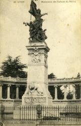 Lyon - Monument des Enfants du Rhône