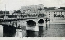 LYON - Pont de Serin