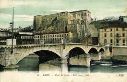 LYON - Pont de Serin - Fort Saint-Jean