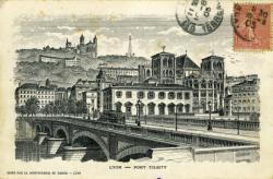 Lyon - Pont Tilsitt