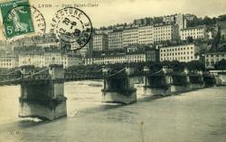Lyon. - Pont Saint-Clair