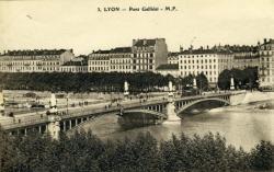 Lyon - Pont Gallieni