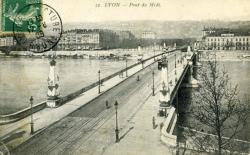 Lyon - Pont du Midi