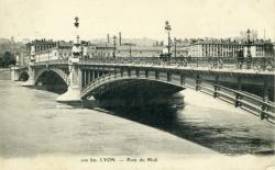 Lyon. - Pont du Midi