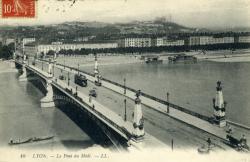 Lyon. - Le Pont du Midi.