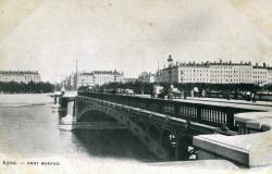 Lyon. - Pont Morand.
