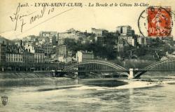 Lyon-Saint-Clair.