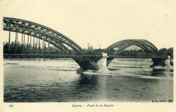 Lyon - Pont de la Boucle