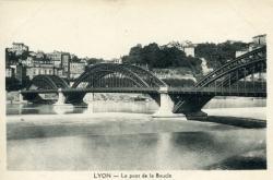 Lyon - Le Pont de la Boucle