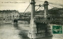 Lyon - Pont du Midi, sur la Saône