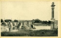 """Lyon - """"Les ponts meurtris"""""""
