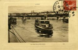 Lyon - Le Bateau-Mouche