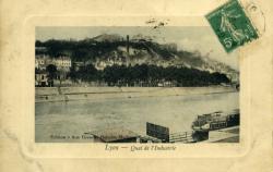 Lyon - Quai de l'Industrie