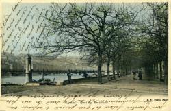 Lyon - Quai des Brotteaux
